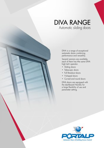 PORTALP - Diva range