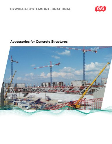 Accessories for Concrete Structures