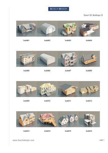 D3D-BuildingsV2