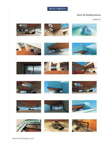 Dosch 3D: Building Interiors