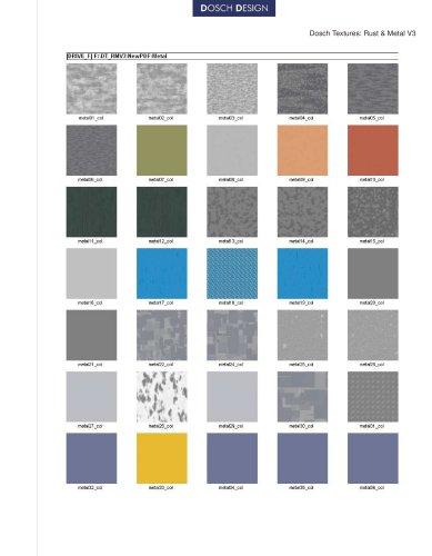 DOSCH Textures: Rust & Metal V3