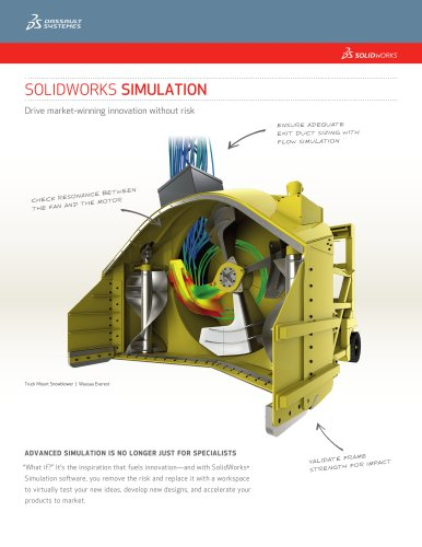 SOLIDWORKS SIMULATION 2012