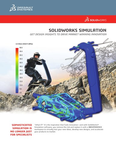 SOLIDWORKS SIMULATION 2013