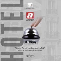 DOMINA Hotel – Advanced Hotel Management System