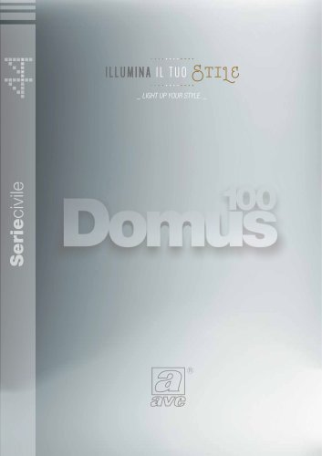 Domus 100 - Light up your style
