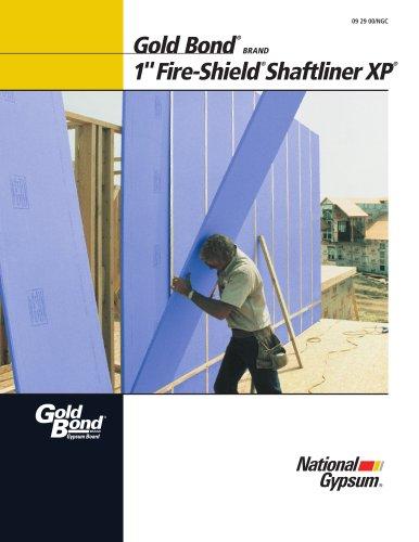 Fire-Shield Shaftliner XP