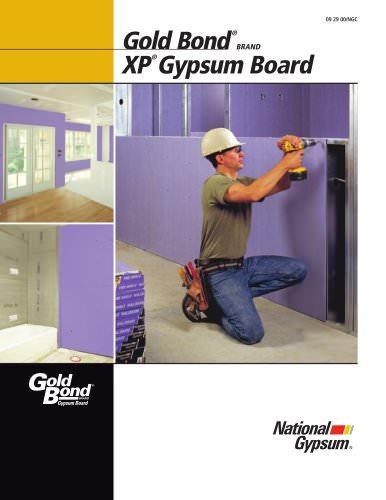 XP Gypsum Board