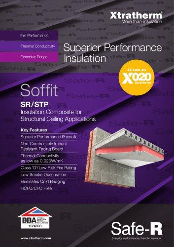 Safe-R Soffit Plus [SR/STP]