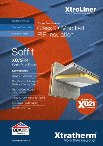 XtroLiner Soffit Plus [XO/STP]