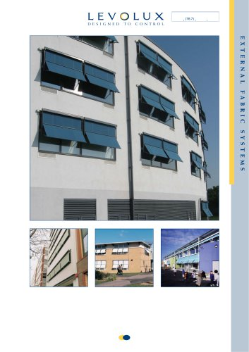 External Fabric Systems