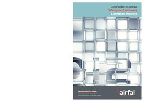 Katalog wasserdichte Ex leuchten - 1