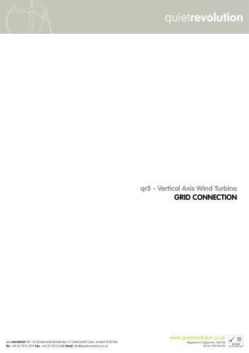 C.006 quietrevolution grid connection