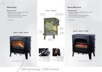 DRU Holz- und Kohleöfen DE - 6