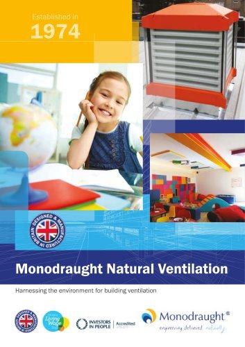 Monodraught Natural Ventilation