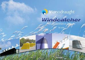 WINDCATCHER® natural ventilation systems