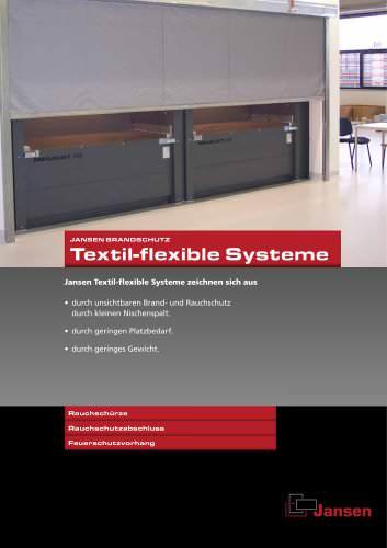 Textile-flexible systeme