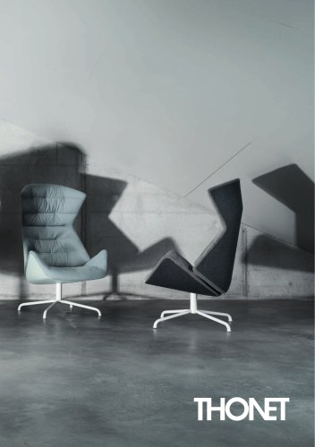THONET 808 Lounge chair