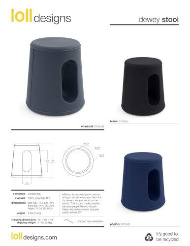 dewey stool