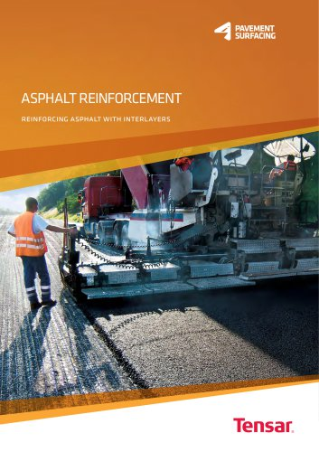 Tensar Asphalt Pavements Brochure