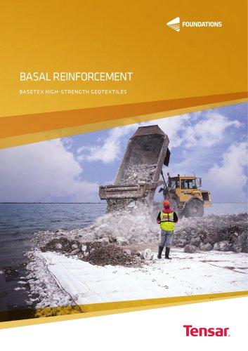 Tensar Basal Reinforcement Brochure
