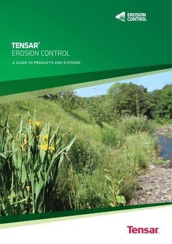 Tensar Erosion Control Brochure