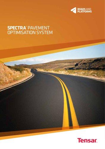 Tensar Spectra Pavement Optimisation System