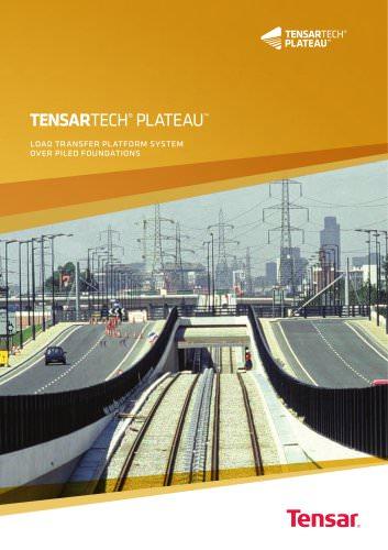 TensarTech Plateau Brochure