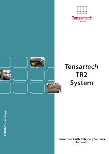 Tensartech TR2 System Brochure