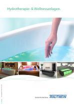 Hydrotherapie und Wellness