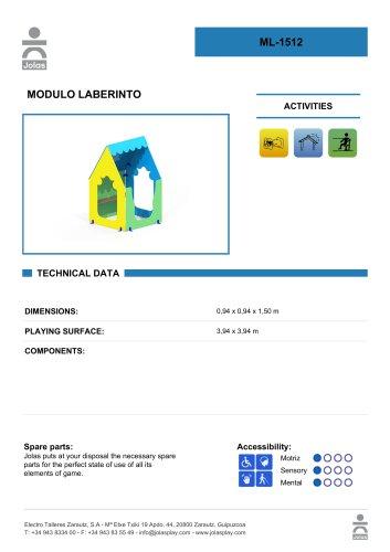 MODULO LABERINTO ML-1512