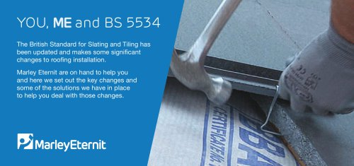 YOU, and BS 5534