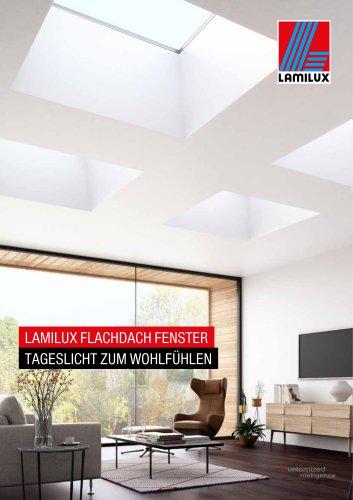 LAMILUX FLACHDACH FENSTER