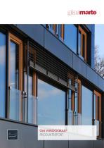 GM WINDOORAIL Glasgeländer für französische Fenster