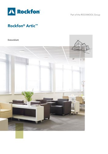 Rockfon® Artic™