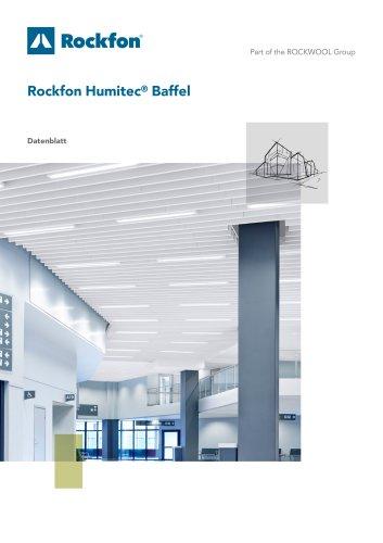Rockfon Humitec® Baffle