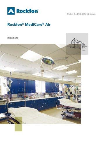 Rockfon® MediCare® Air