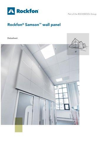Rockfon® Samson™ wall panel