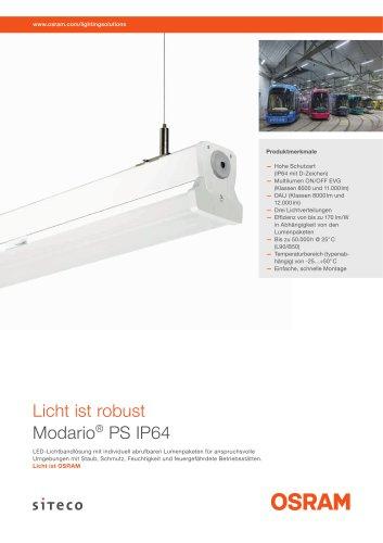 Modario® PS IP64 (multilumen)