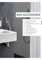 Bad-Accessoires Edelstahl-Design