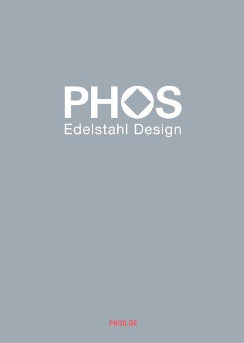 PHOS Gesamt-Katalog 2018