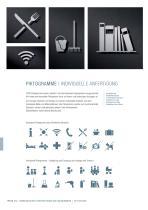 Türschilder + Hinweisschilder Edelstahl-Design - 4
