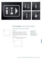 Türschilder + Hinweisschilder Edelstahl-Design - 5