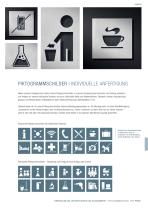 Türschilder + Hinweisschilder Edelstahl-Design - 9