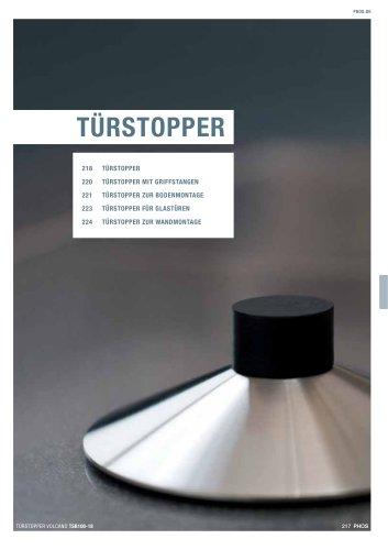 Türstopper Edelstah-Design
