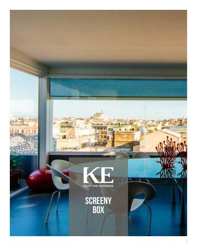 KE - SCREENY BOX BROCHURE 2018