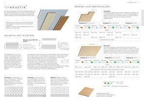 TOPAKUSTIK - Optimierte Raumakustik aus Holz - 4