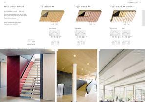 TOPAKUSTIK - Optimierte Raumakustik aus Holz - 7
