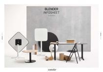 Blender infosheet - 1