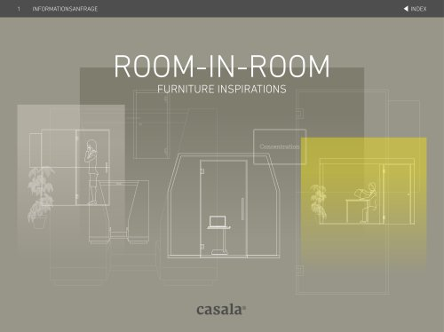 Casala Room-in-room solutions