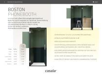 Casala Room-in-room solutions - 3